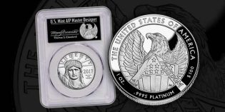 Certified Coins – US Mint Master Designer Thomas S. Cleveland Signs Exclusive PCGS Signature Deal