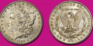 Stack's Bowers: Mint State 1889-CC Morgan Silver Dollar at January Collectors Choice Online Auction