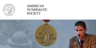 "New ""Money Talks"" Lecture Series from American Numismatic Society"