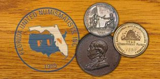 Medal Highlights of Heritage Auctions' FUN Offering