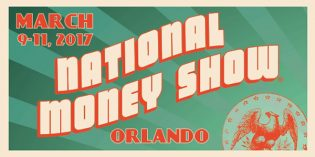Exhibitor Award Winners Announced for 2017 ANA National Money Show