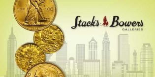Stack's Bowers NYINC Auction of World & Ancient Coins Realizes $4.86 Million