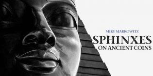 CoinWeek Ancient Coin Series: Sphinxes on Ancient Coins