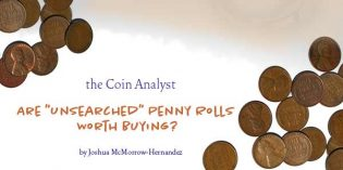 "Are ""Unsearched"" Penny Rolls Worth Buying?"