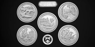 2017 America the Beautiful Quarters Silver Proof Set Goes on Sale Feb. 16