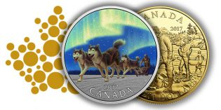 World Coins – Royal Canadian Mint 2nd Numismatic Catalog of 2017