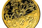 Australia's First Gold Domed Coin by Royal Australian Mint