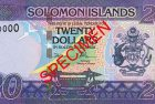 World Paper Money – Solomon Islands Launches Third Denomination in New Banknote Family