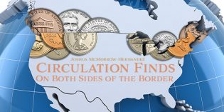 US & Canadian Coins – Circulation Finds On Both Sides of the Border