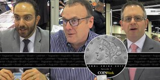 CoinWeek: Cool Coins! 2017 Episode 2 – King of Coins Episode – 4K Video