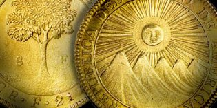 World Coins -The Early Coinage Of Costa Rica
