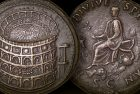 Ancient Coin with Early Depiction of Colosseum Fetches Record Price at Dix Noonan Webb
