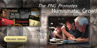 Learn to be a Professional Numismatist: PNG Numismatic Education and Intern Program