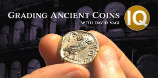 Coinweek IQ: Grading Ancient Coins with David Vagi – 4K Video