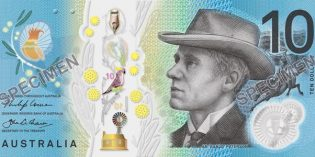 World Paper Money – Next Generation of Banknotes: $10 Design Reveal