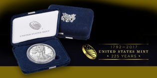 2017 American Eagle 1oz Silver Proof Coin on Sale March 23
