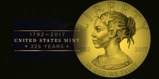 2017 American Liberty High Relief Gold Coin on Sale April 6