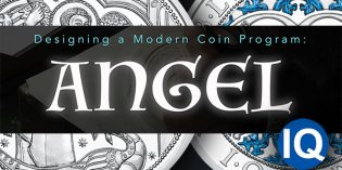 CoinWeek IQ: Designing a Modern Coin Program: Guardian Angel – 4K Video