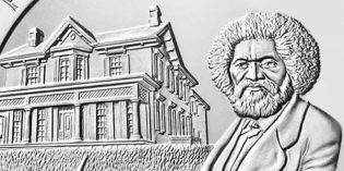 U.S. Mint Releases Frederick Douglass National Historic Site Quarter April 3