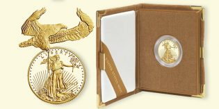 United States Mint Opens Sales for 2017 American Eagle Gold Proof Coins Today