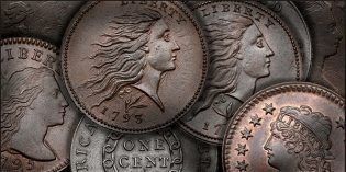 Copper Is Golden: Collecting Classic US Large Cents
