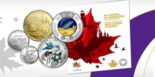 Royal Canadian Mint 3rd Numismatic Catalogue of 2017 Shines Spotlight on Canada 150