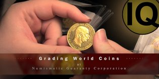 CoinWeek IQ: Grading World Coins at NGC – 4K Video