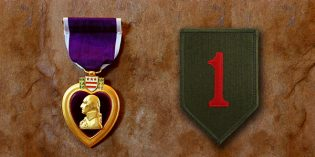 New Commemorative Coin Proposals Celebrate 1st Infantry Centennial, National Purple Heart Hall of Honor
