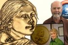 CoinWeek Podcast #62: Glenna Goodacre's Sacagawea Dollar Experience with Dan Anthony