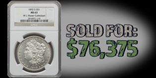 Heritage: Virtually 100% sell-through in $9.8 Million Dallas US Coin Auction