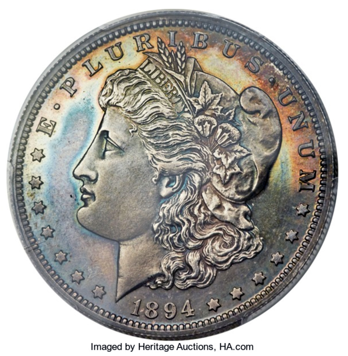 1894 Proof Morgan Dollar