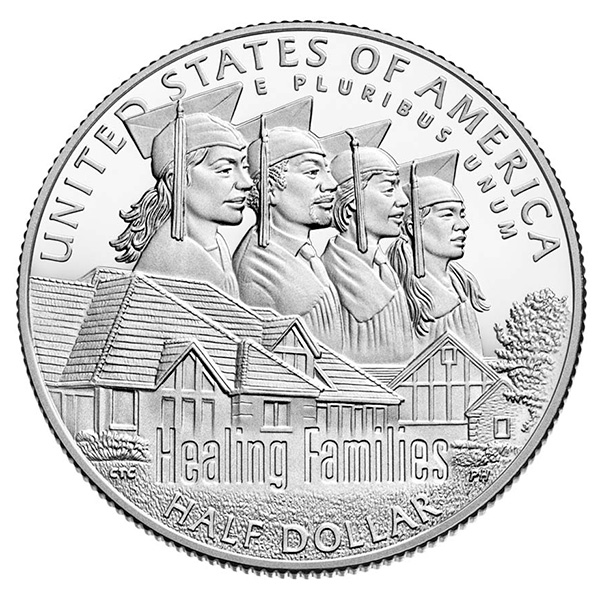2017 US Mint Boys Town Commemorative
