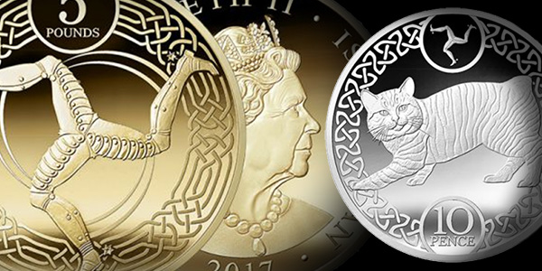 2017 Isle of Man Coins