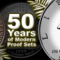 50 years of the modern proof set from the United States Mint