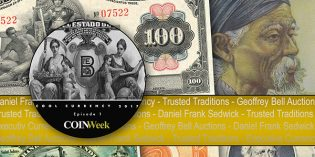 CoinWeek: Cool Currency! 2017 Episode 1 – 4K Video