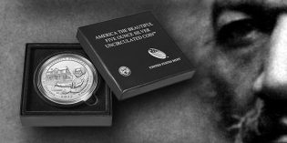 United States Mint Releases Next 2017 America the Beautiful 5 Oz Silver Uncirculated Coin May 2