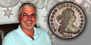 Legend Numismatics Buys Dexter/Pogue 1804