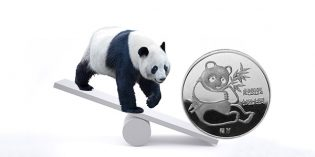 Chinese Panda Coins: Pandas Tip the Rarity Scale