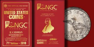 NGC 30th Anniversary Red Book Promo