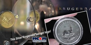 CoinWeek: Silver Krugerrand Coin Giveaway #171 – 4K Video