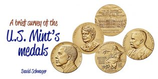A Brief Survey of Medals Available from the U.S. Mint