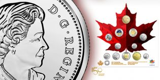 Royal Canadian Mint Continues Canada 150 Celebration with Latest Collector Coins