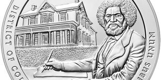 Modern US Coins – 2017 America the Beautiful Frederick Douglass National Historic Site Quarter