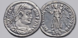 Ancient Coin Profile – Pompeia's Pick: Vetranio, Temporary Emperor