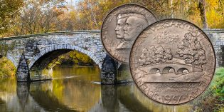 Antietam and Gettysburg: Classic US Civil War Commemorative Coins