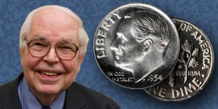 Keeping up with Moderns, and Why I Don't Collect Roosevelt Dimes: Q. David Bowers