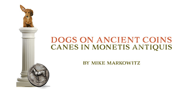 Dogs on Ancient Coins