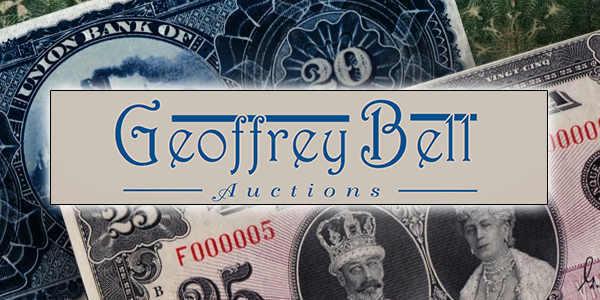 Geoffrey Bell Auctions - Canadian Currency