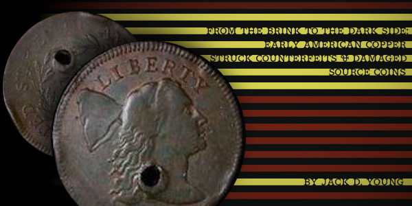 Early American Copper Counterfeit