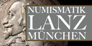 European Coin Auction: Numismatic Lanz Auction 164